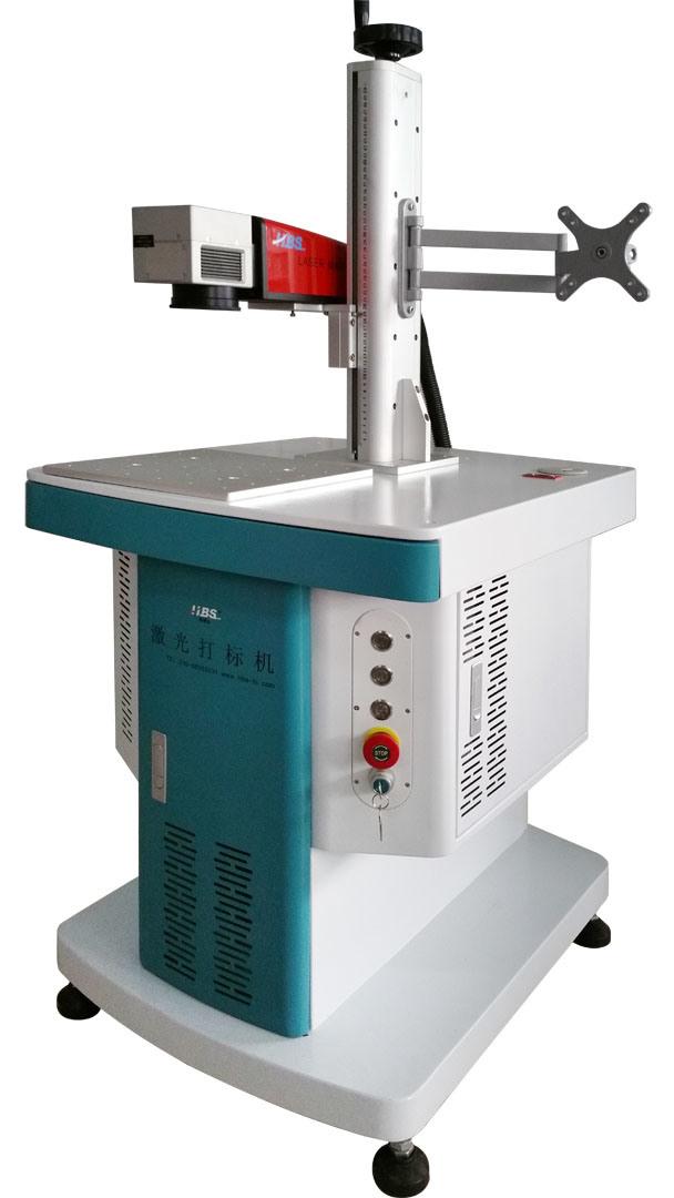 20W Raycus Laser Source Fiber Laser Marking Machine for Metal/Plastic/PU Marking