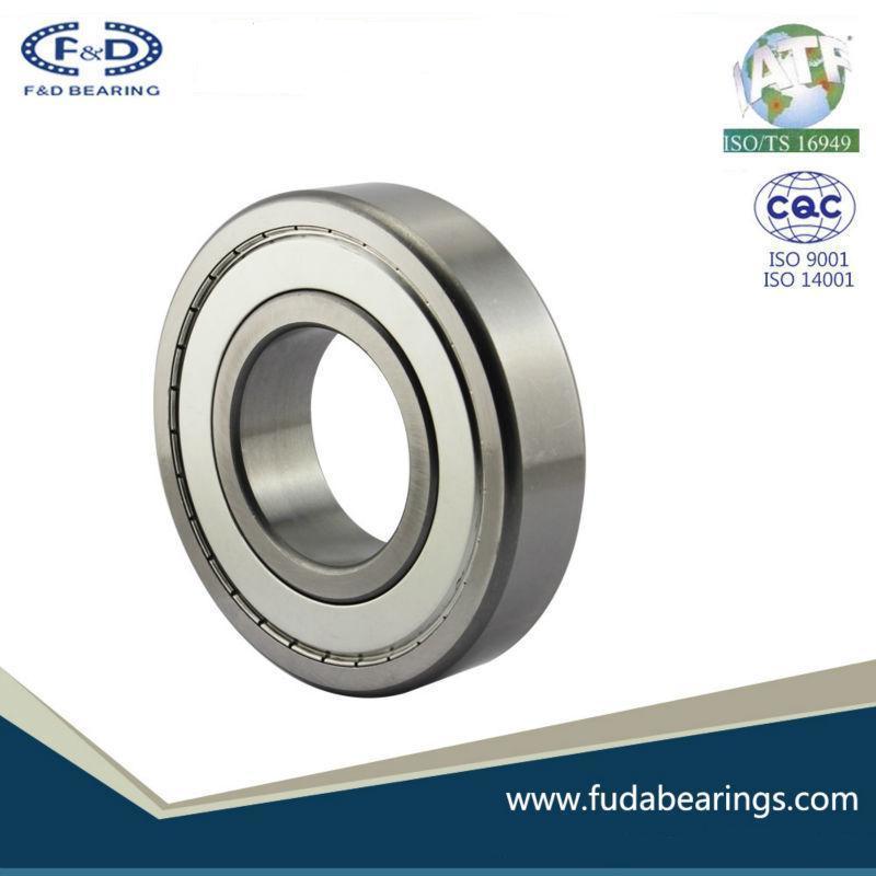 high precision roller bearings 6201zz for fan motor