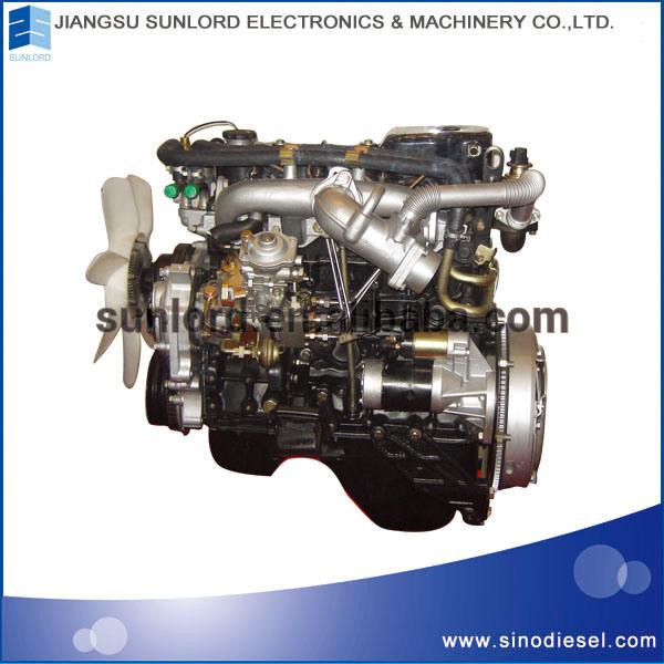 Hot Sale 4j28tc Diesel Engine for Vehicle