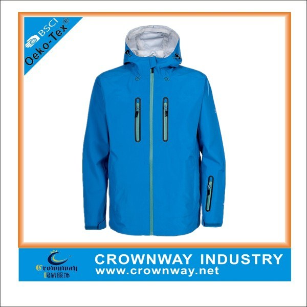 Water Repellent Lightweight Golf Jacket for Men