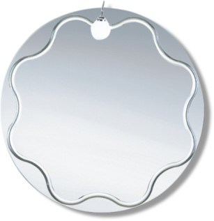 Round Competitive Bathroom Mirror (JNA418)