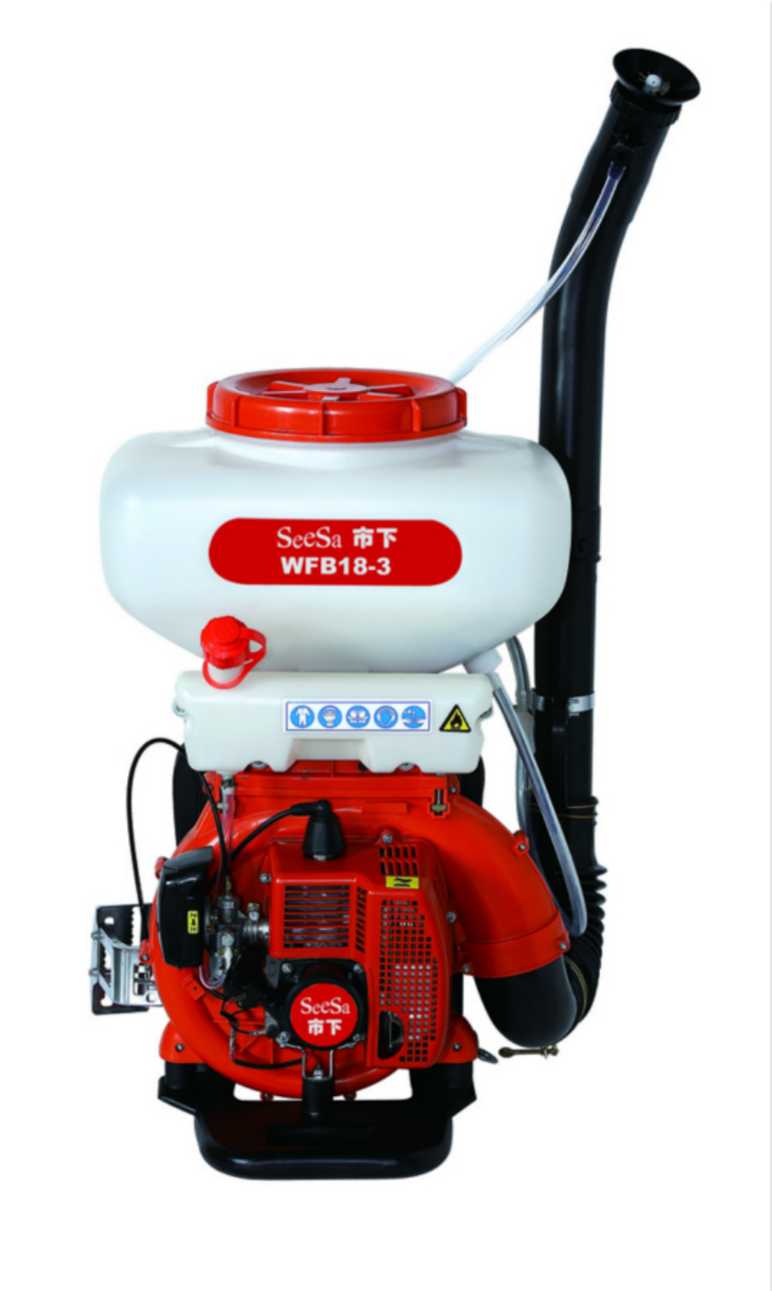 20L High Quality Wholesale Knapsack Backpack Power Mistduster Sprayer (SX-WFB18-3)