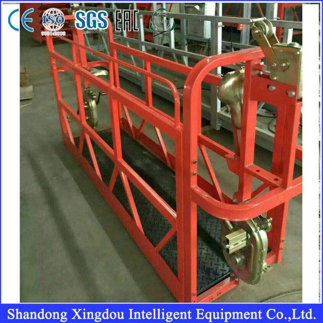 Hot Sale Suspended Working Platform with Safety Lock