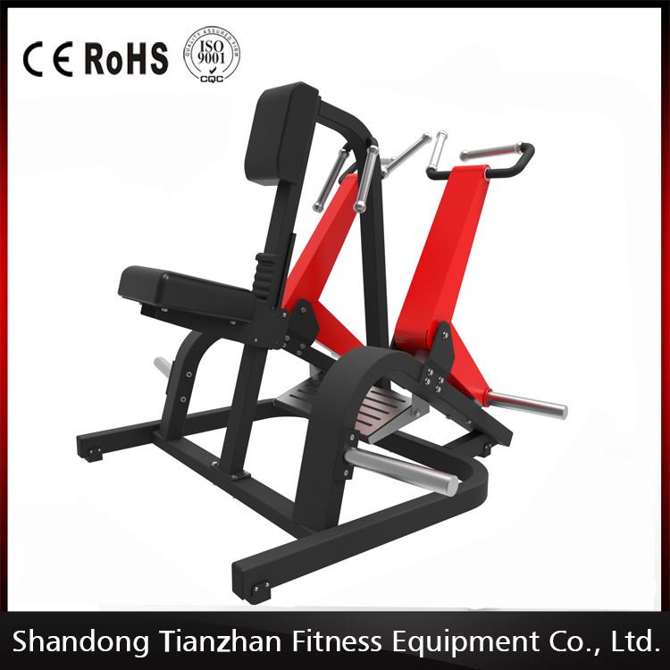 Indoor Free Weight Strength Machine Tz-6064 Row Fitness Equipment
