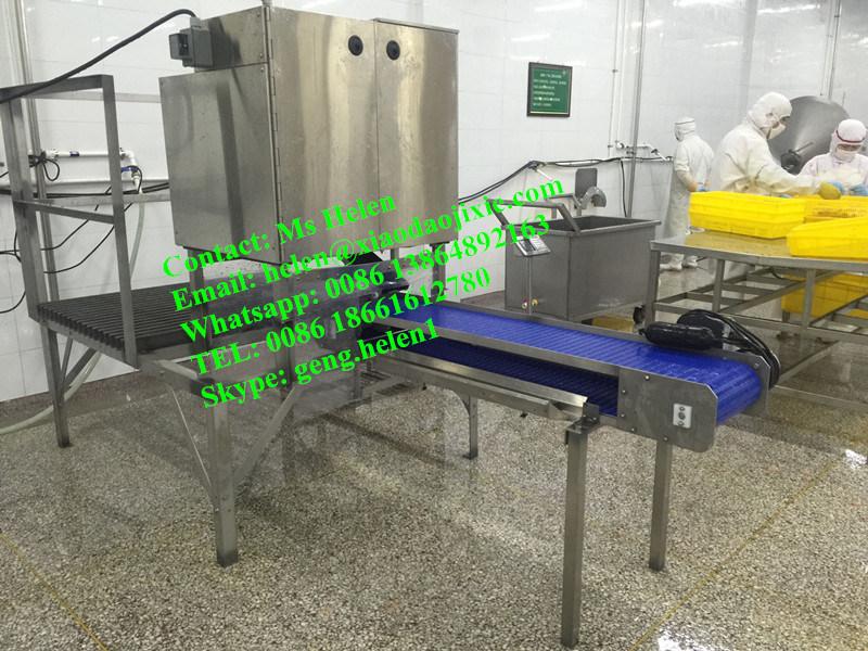 Hot Sale Shrimp Peeling Machine, Shrimp Peeler Machine, Shrimp Processing Machine