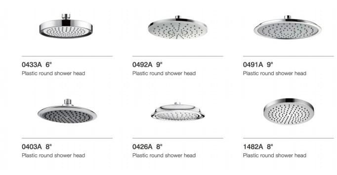 Accessories Serries Plastic Hand Shower (PJ06)