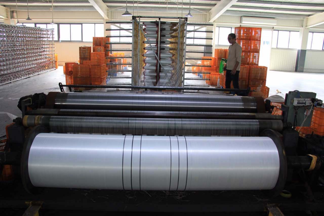 120g 5X5mm 4X5mm 4X4mm Fiberglass Mesh for Building Materials