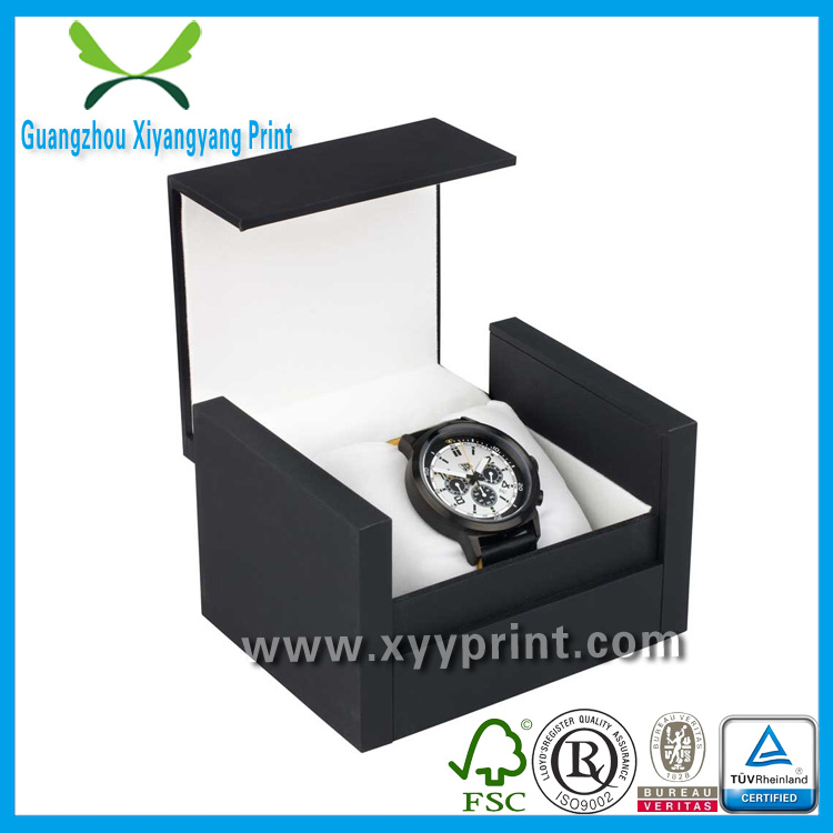 Custom High Quality Wooden Watch Box Wholesale