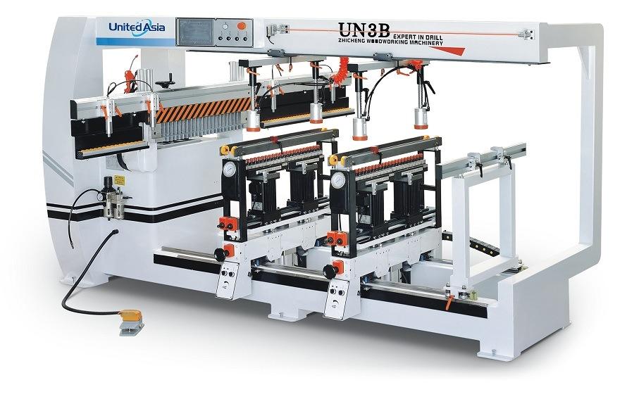UN3B Three Line Boring Machine