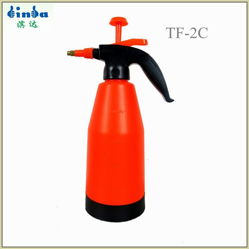 2L Hand Operated Plastic Air Pressure Sprayer