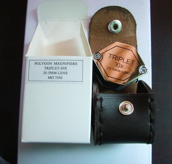 Jewel Loupe 30X20.5mm