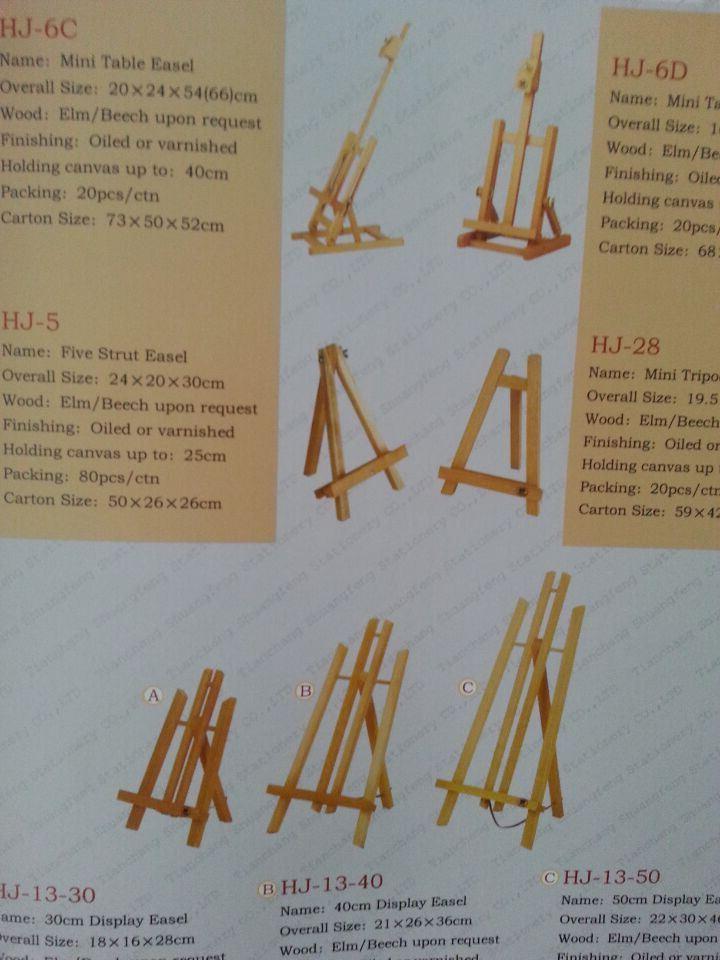 Multi-Angle Studio Easel (NH07003)