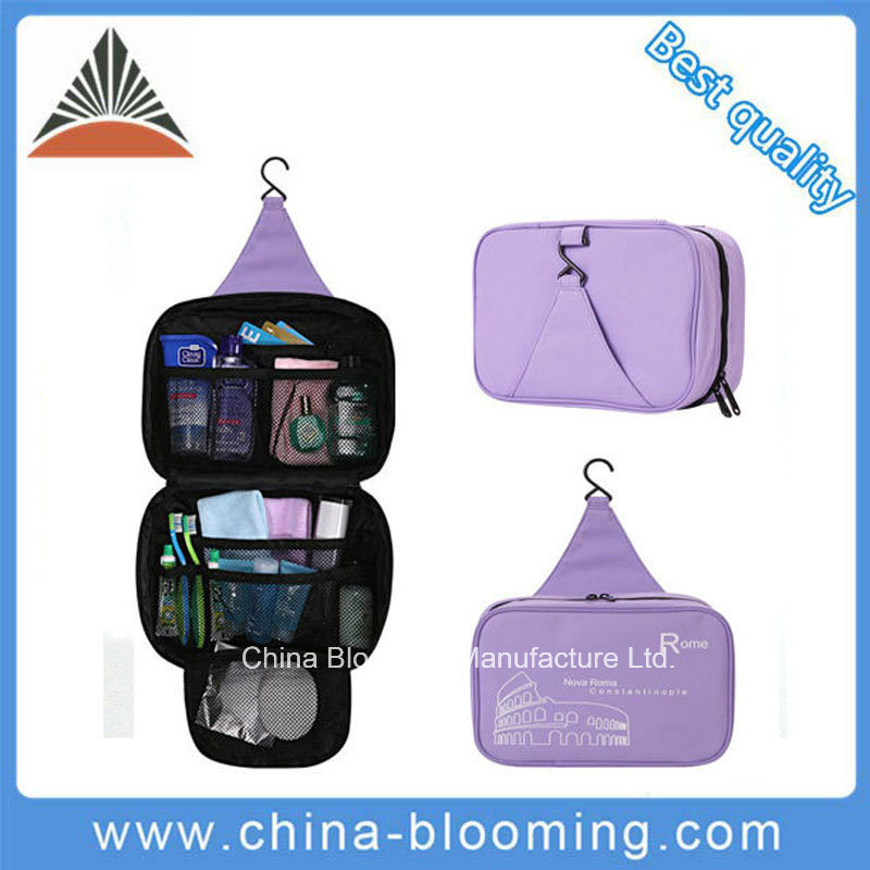 Travel Beauty Perfume Cosmetic Case Toiletries Make up Wash Bag