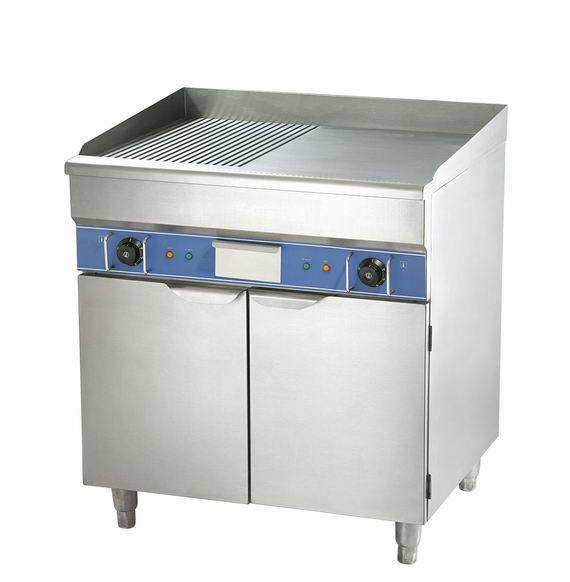 Electric Griddle with Cabinet Eg750/C