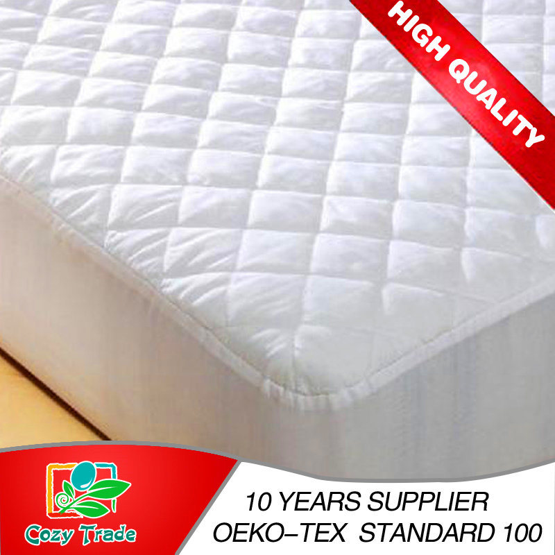 Cotton Waterproof Mattress Protector Quilted