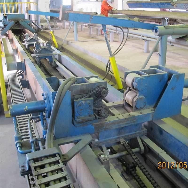Zgqxj-70 Type Drill Pipe Cleaning Machine