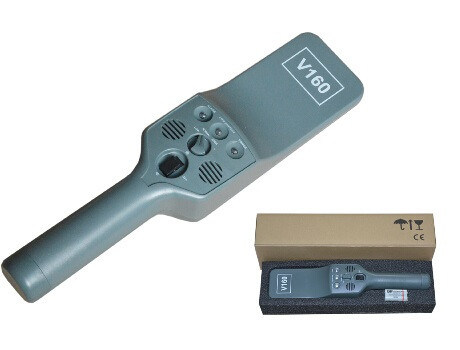 Handheld Metal Detector 160 for Personal and Industrial Usage