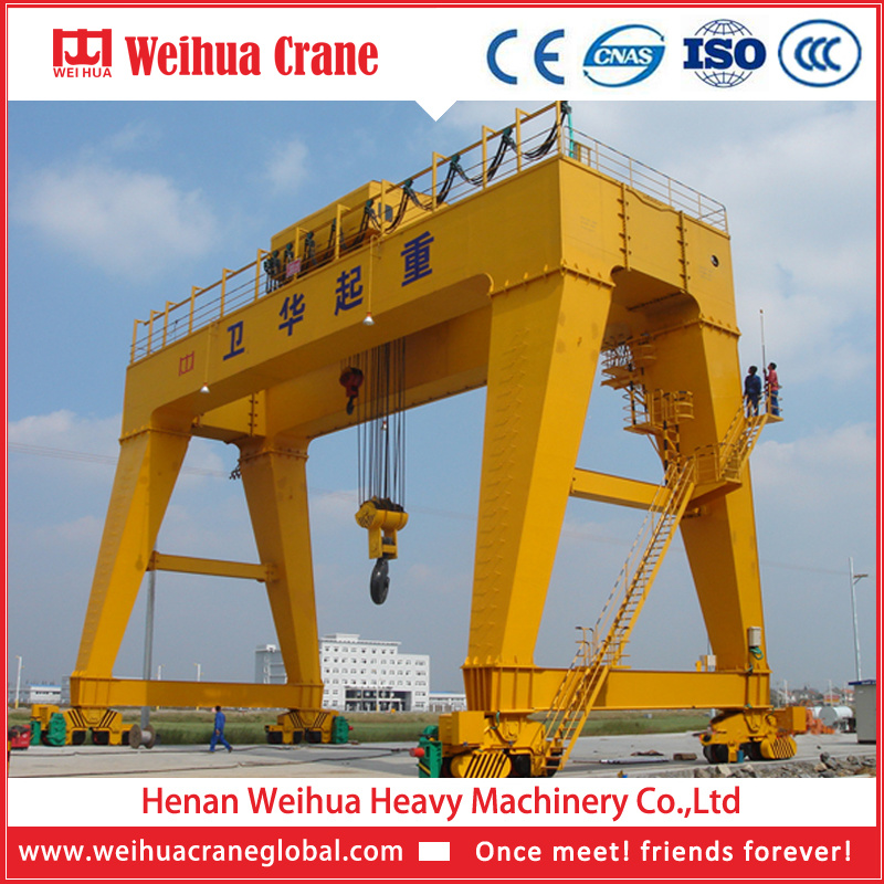 Double Girder Gantry Crane (MG400+400T)