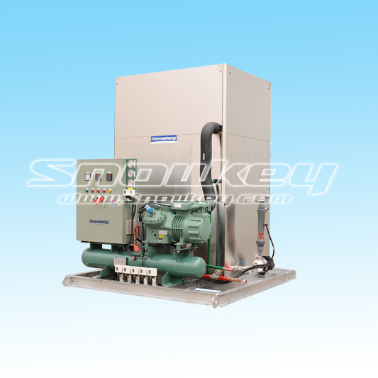 Cooling Water Chiller (3T/day)