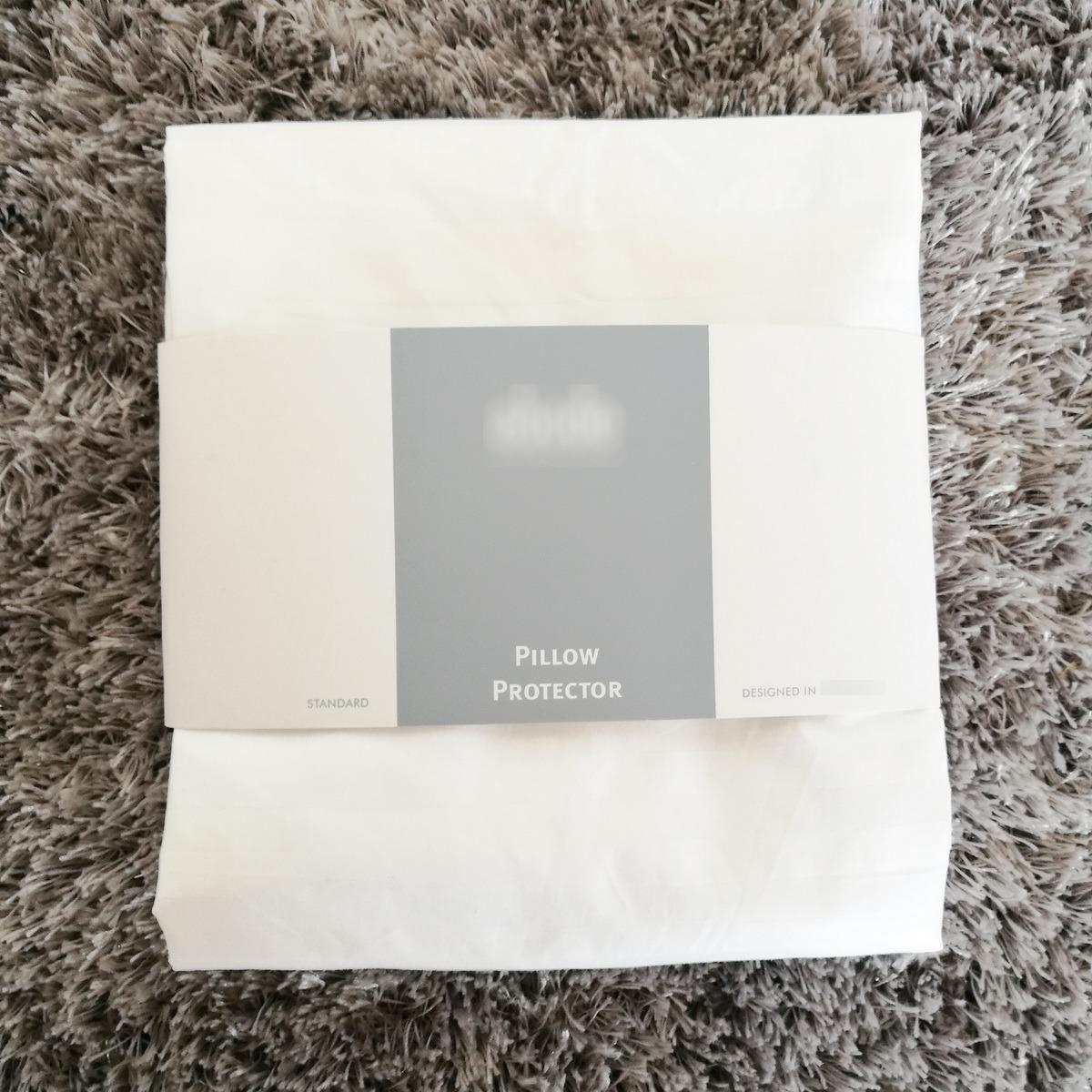 Cotton Percale 1cm Strip Jacquard Hotel Pillowcase