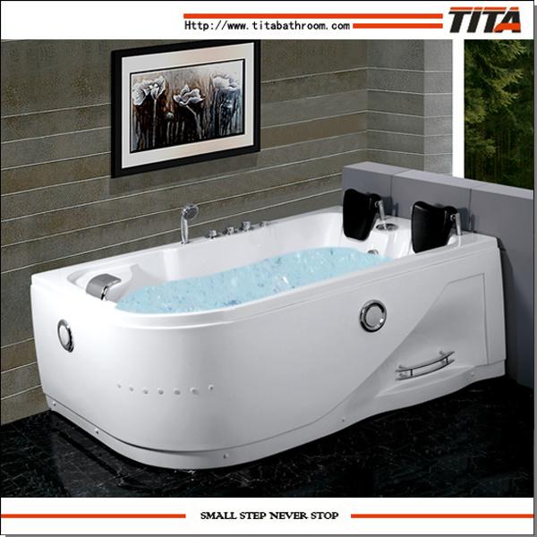2016 Acrylic Double Whirlpool Bathtubs Tmb052