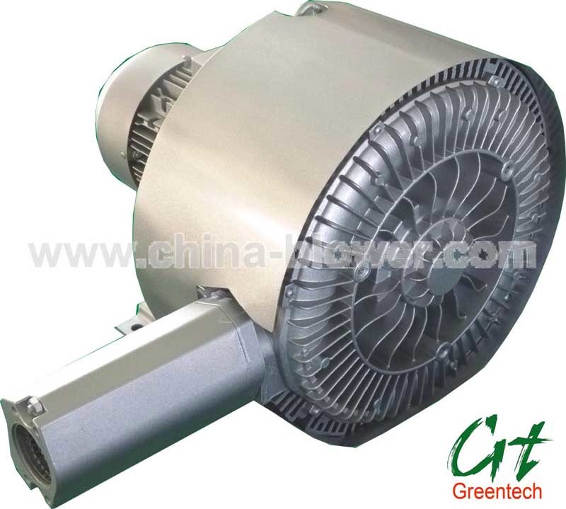 Bare Shaft Side Channel Blower (ring blower, compressor, vacuum pump)
