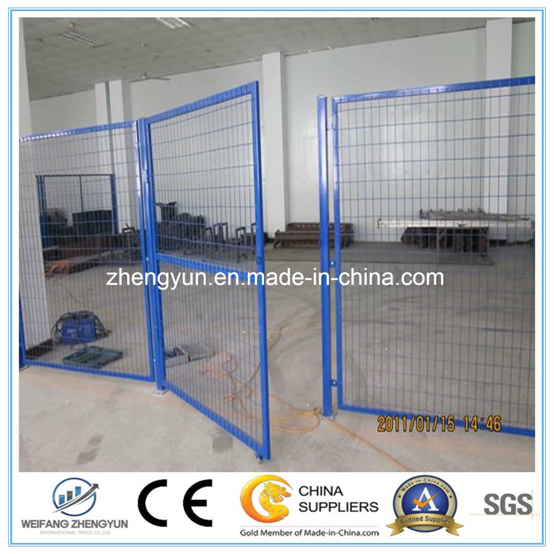 Factory Security Fence Wire Mesh Fencing Door