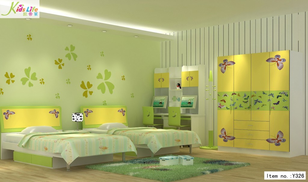 china new design romastic children living room furniture