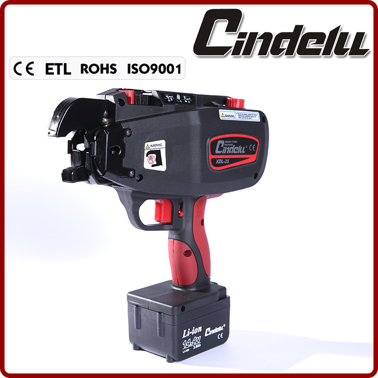 CE Approved Rebar Tier Tool with Li-ion Battery (XDL-40)