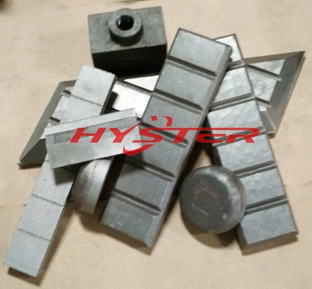 700hb Chromium Carbide White Iron Wear Blocks (ASTM WEAR BLOCKS)