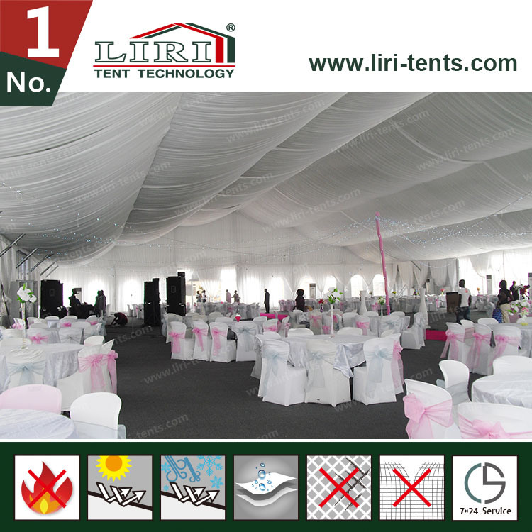 1000 People Large Party Wedding Outdoor Tent for Events and Exhibition for Sale