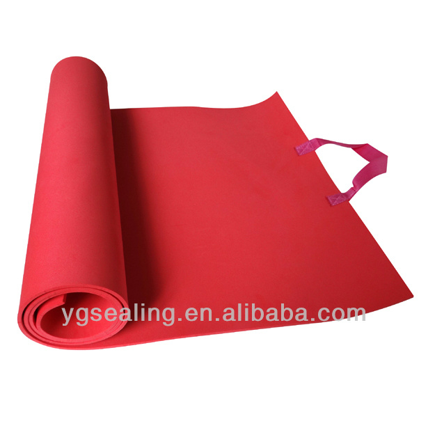 Gym Sport Exercise EVA Yogamat, OEM EVA Yoga Mat