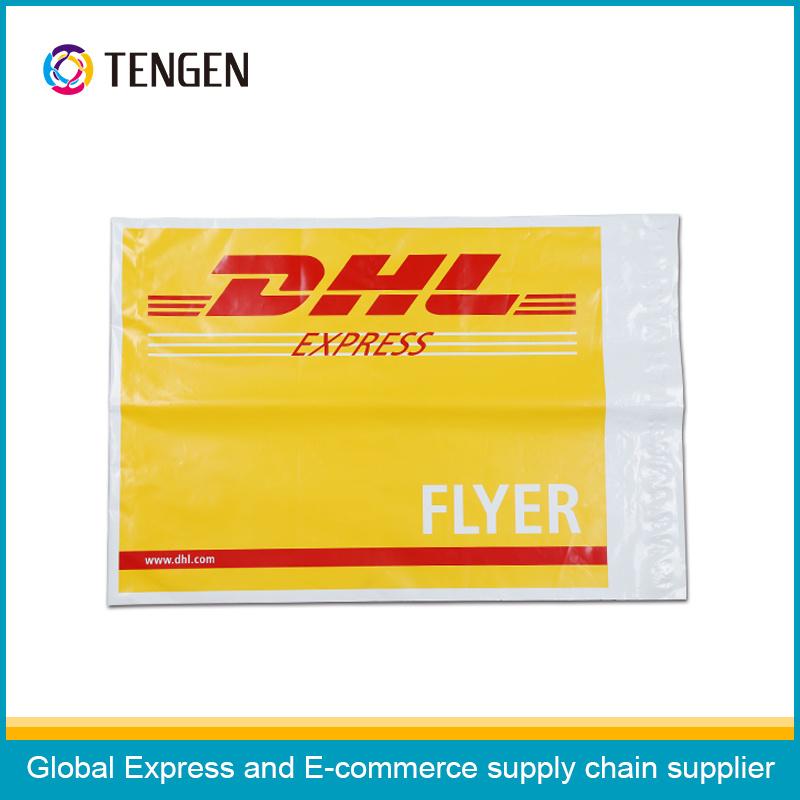 Custom Printing Tamper Proof Plastic Security Courier Bag