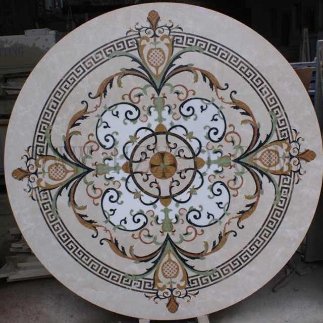 Marble Pattern Marble Medallion Marble