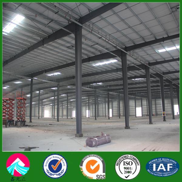 Prefabricated Steel Structure Warehouse/Workshop Building