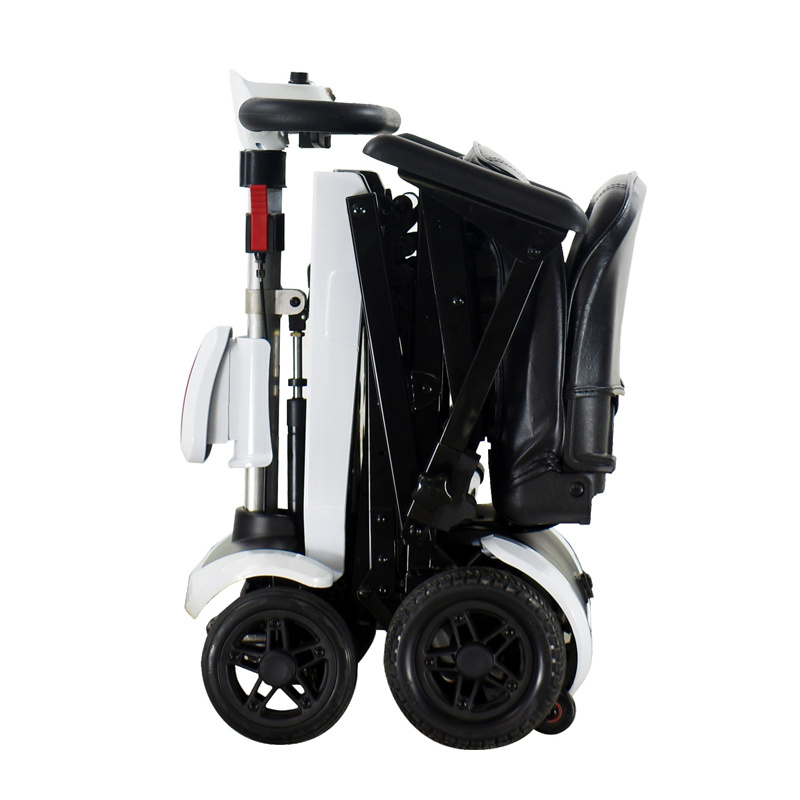 Genie Plus Automatic Foldable Mobility Scooter for Easy Ride