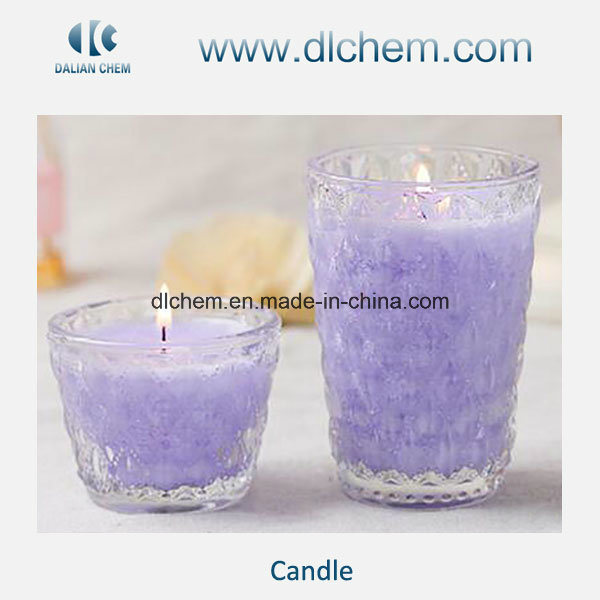 Colourful Glass Jar Jelly Candles with Great Quality