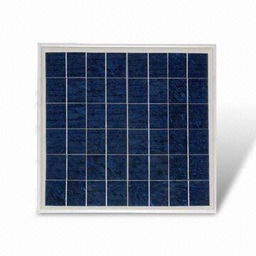 100wp Polycrystalline Solar PV Modules