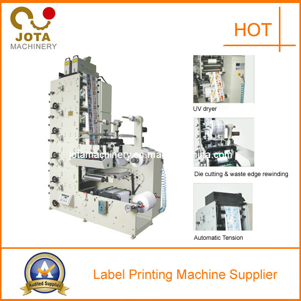 Automatic Label Flexo Printing Machine (JT-FPT-320)