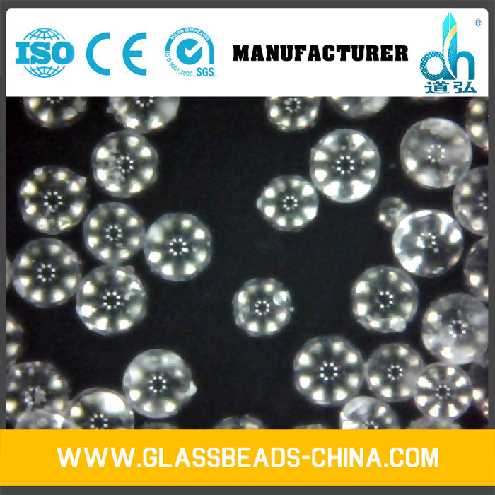 Good Chemical Stability Industrial Blasting Glass Beads