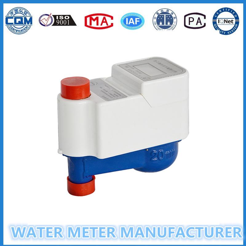 Prepaid Water Meter Vertical