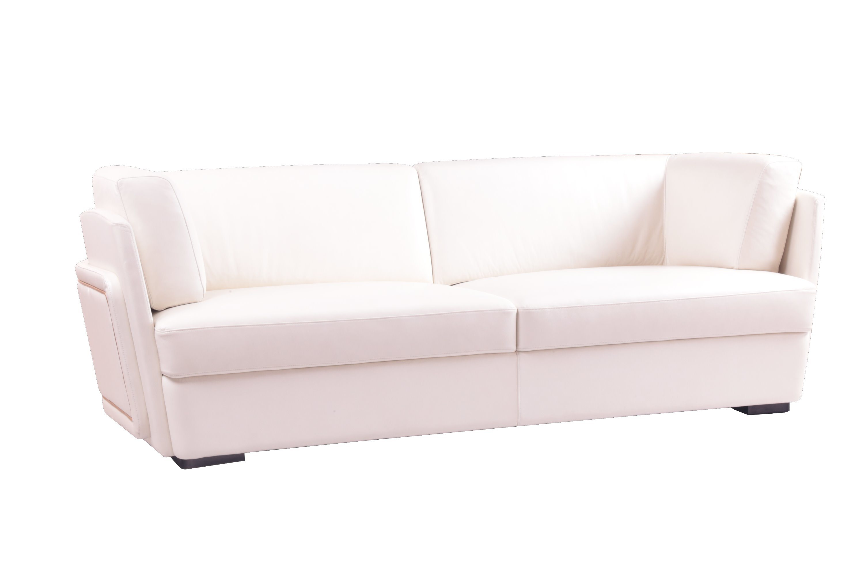 New Arrive Italian Design Leather Fabric Upholstered Livingroom Furniture