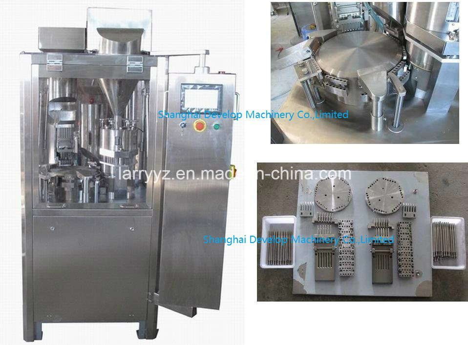 Njp800 Automatic Capsule Filling Machine & Capsule Filler & Pharmaceutical Machinery