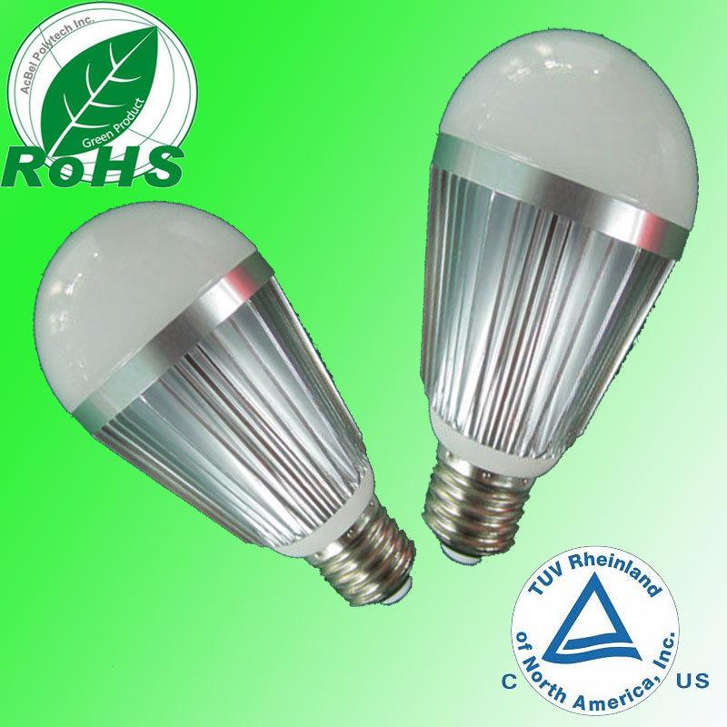 China 12V LED Energy Saving Bulb Light Manufacturing
