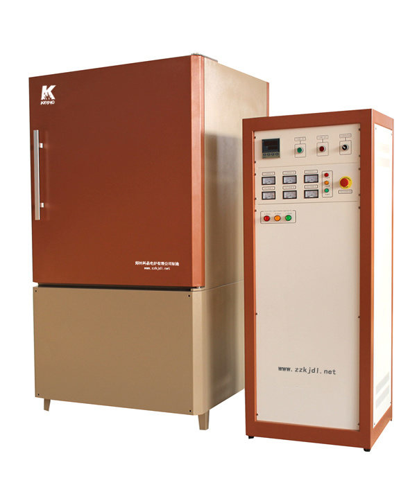Doudle Door High Temperature Box Furnace
