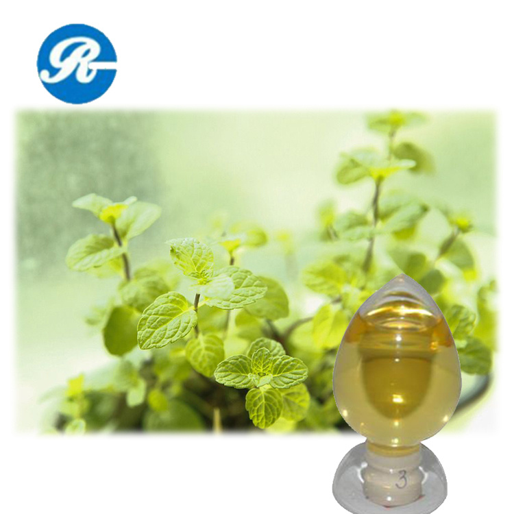 High Pure Peppermint Oil for Food Additivies