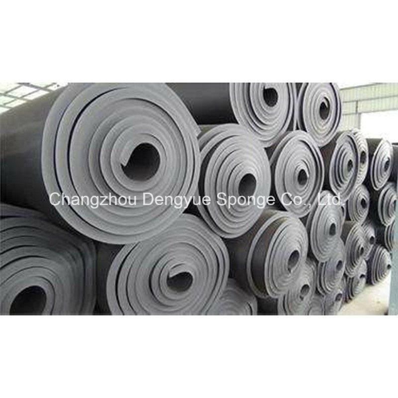 Fireproof Waterproof Industrial Neoprene EPDM Cr PVC NBR SBR Foam Rubber Sheet