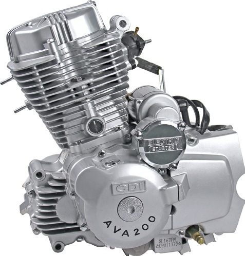 Motorcycle Engine Motor Parts for Ava 200gy