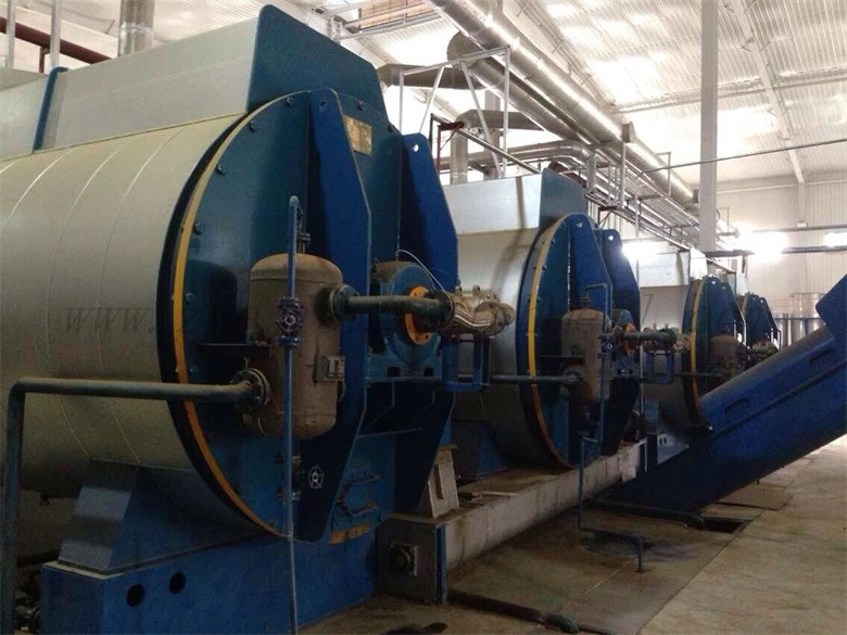Machine for Fishmeal Processing