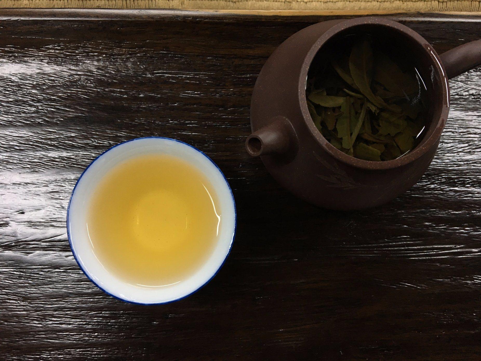 China Tea EU Standard White Penoy Chinese White Tea